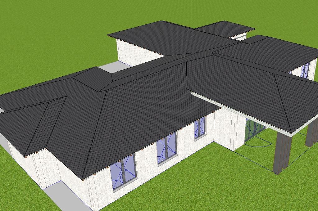 Precíz tetőtervezés