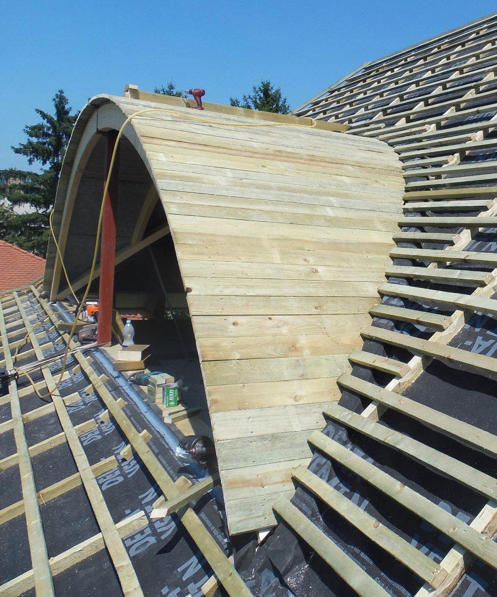 Kiváló tető